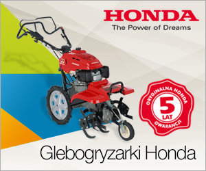 Glebogryzarki Honda