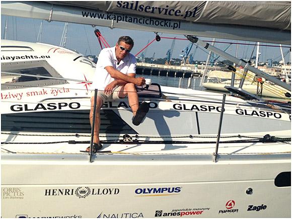 Kapitan Cichocki wyruszył w rejs dookoła świata! A z nim Honda BF 2,3 SCHU oraz EU10i